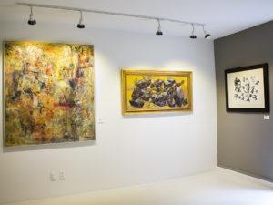Exposición Romeo Tabuena Galería NUDO