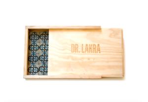 Portavasos Dr. Lakra