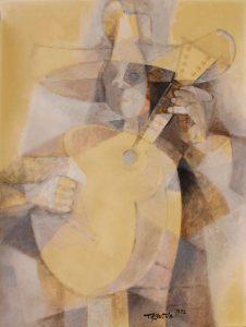 Romeo Tabuena Guitarrista 1972