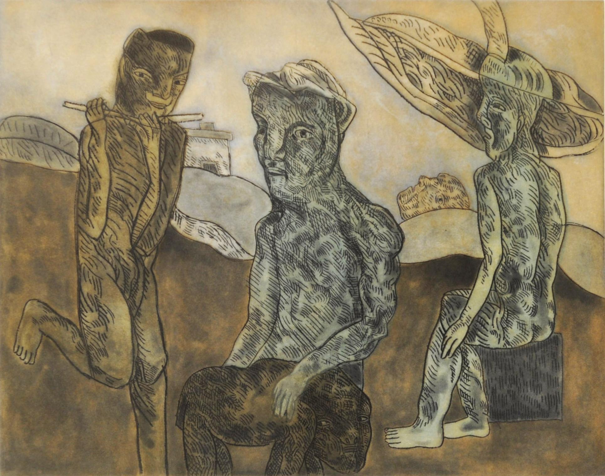 José Luis Cuervas - Galeria Nudo